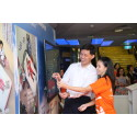 ComChest Care & Share Movement Publicity and Fund-raising Campaign Launch - Minister Chan Chun Sing at the event