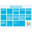 PARASPORT 2015 (fullständig kalender)