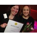 Skellefteå Krafts webbplats fick hedersutmärkelse