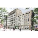 Diligentia bygger nya bostäder i Uppsalas Rosendal