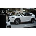 Lexus indtager fortiden og  fremtiden uden hjul