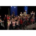 Konsert med barn från ElSistema