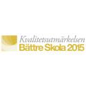 Åtta skolor nominerade till Kvalitetsutmärkelsen Bättre Skola 2015