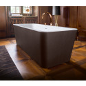 Natural, impressive and elegant - Powerful wood variations for the bathroom