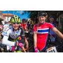 Ni syklister klare for VM i Terreng