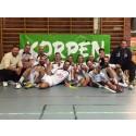 Hedemora FC vann Sweden Floorball Cup i Borlänge