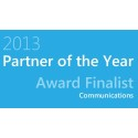 Jabra named among top finalists for the 2013 Microsoft Communication Partner Award
