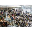 Vårmässa med det offentliga rummet i centrum