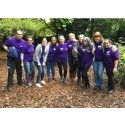 Mondelēz International employees go to great efforts to support local community