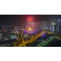 Marina Bay Singapore Countdown 2015