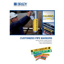 Customized Pipe Markers Brochure
