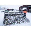 Totalt samlade de deltagande klasserna in mer än 360 kg metallförpackningar i Metalljakten!