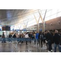 Passenger traffic drops by more than two per cent
