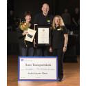 Viskastrandsgymnasiet fick utmärkelsen Årets Transportskola 2015