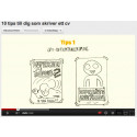Film lär dig skriva perfekt cv på 3 minuter