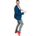 """""""En Talk TAlk Show"""" Stefan Odelberg 2015"""