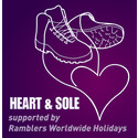 2014 – Another Successful Year for 'Heart & Sole' Ramblers Worldwide Holidays' Global Charitable Initiative