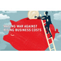 Waging war against rising business costs