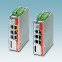 Firewalls og router med integreret switch