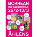 Åhléns bokrea med barnen i fokus - skänker 700 böcker till Astrid Lindgrens Barnsjukhus