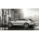 Audi prologue allroad left side rear