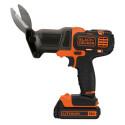Yksi työkalu muuntuu kahdeksitoista - BLACK+DECKER™ Multievo™ myös leikkaa nykyisin