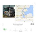 Endnu en dansk lastbilchauffør gør sig positivt bemærket internationalt