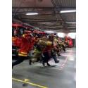Brandmän genomför #Hoppetförsuicidezero