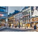 Stena Fastigheter hyr ut 2 000 kvm på Drottninggatan i centrala Stockholm