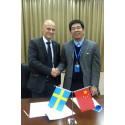 Kinesiska CIMC MIoT tecknar globalt avtal med Telenor Connexion