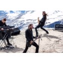 NORWEIGAN BAND SHINING RECORDED LIVE CONCERT ON DEADLY MOUNTAIN TOP!