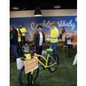 Väsbybornas synpunkter till grund för ett cykelvänligare Väsby