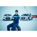 Anton Marklund Audi TT Cup EKS