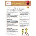 Swing Ping Pong - en brobyggare som kan underlätta steget in i föreningslivet.