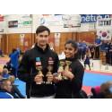 Tidens beste taekwondoresultat i nordisk mesterskap
