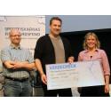 Sportfiskarnas Fiskevårdsfond gör skillnad