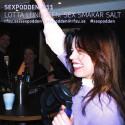 Sexpodden: Sex smakar salt säger Lotta Lundgren