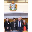 Order, order! Bury elects its new Youth MP