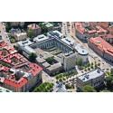 Pressinbjudan: Vinnare i arkitekttävling för Handelshögskolan i Göteborg utsedd