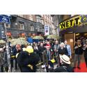 Aberdeen byder Netto velkommen på Rådhuspladsen