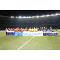 Panasonic Cup 2015 in Indonesia with the theme 'Goal for Fairness'
