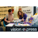 Local Swindon residents join free blood pressure event as part of Vision Express and Stroke Association healthcare initiative