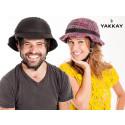 Yakkay Cykelhjelm med Cover