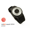 Ascoms Minisender vinder Red Dot Award 2014