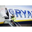 Premiär - Ryanair från Norrköping till Alicante!