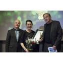 ESBRI-priset 2014 till Ung Företagsamhet