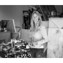 Hadeland Glassverk har inngått kunstsamarbeid med Cathrine Knudsen