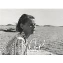Ingrid Bergman i Fjällbacka - ny utställning på Bohusläns museum.