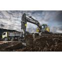 Volvo EC220E grävmaskin - Steg 4
