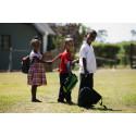 Simonsig Estate - school children